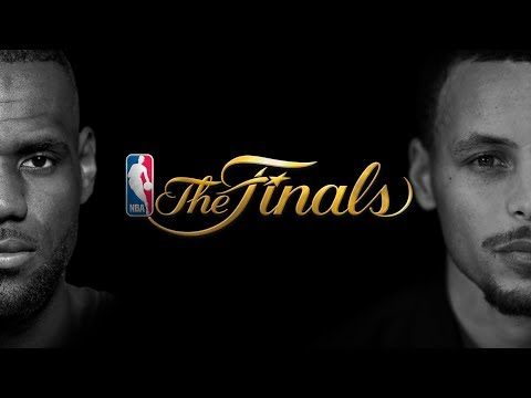 2017 NBA Playoffs Finals Warriors vs Cavaliers Game 3 NBA on ABC Intro