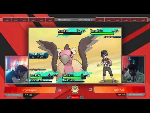 Top 4 Semifinal | VGC17 Pokémon Malaysia Premier Challenge Autumn #1