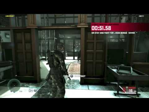 "Splinter Cell Blacklist Solo #18 Hostiles! ""Swiss Embassy"" Amman, Jordan 
