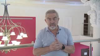 Народный артист Беларуси Александр Ефремов о том, какой стала Беларусь за годы независимости