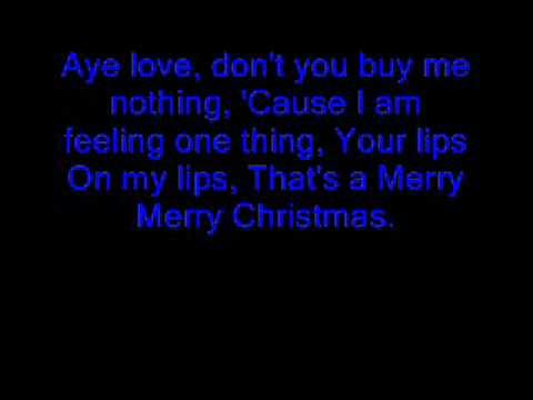 justin-bieber-under-the-mistletoe-lyrics