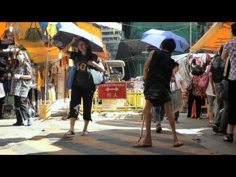 Hong Kong Out of the Shadows