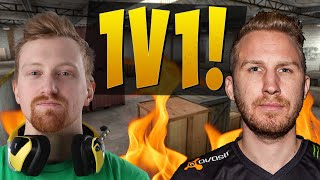 Faze Olofmeister vs Tejbz 1v1 CS:GO Part 1