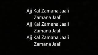 Zamana jali ful song