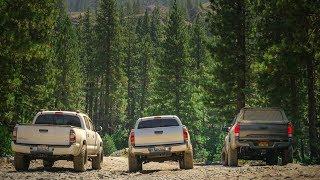 ULTIMATE CAMPING TRIP (california 4k)
