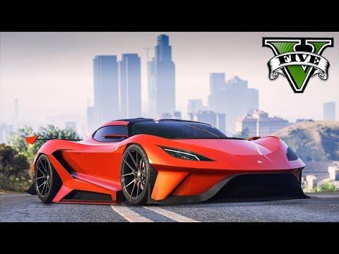 GTA V Online: NOVO CARRO