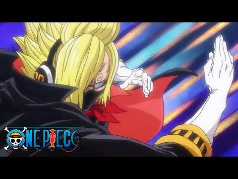Sanji's Transformation | One Piece