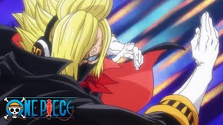 Sanji's Transformation   One Piece