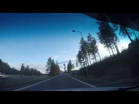 Koeajo rampille: Y2018-04 Kuopio