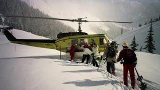 Eli skiing 2002 Alette Canada Snowboard
