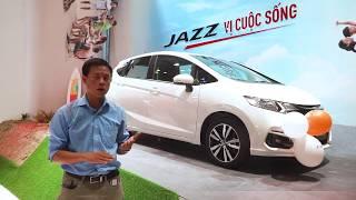 [VMS 2017] Honda Jazz - mẫu hatchback cỡ nhỏ sẽ bán ra ở Việt Nam đầu năm 2018
