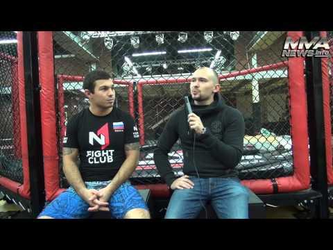 Интервью Эдуарда Вартаняна для MMANews.Info