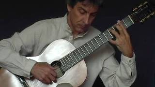 Repeat youtube video Torna a Surriento Guitar Arnaud Partcham