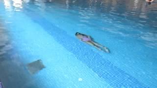 Плавание под водой 2.