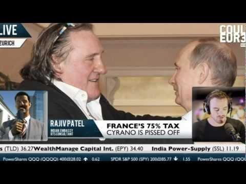 Rajiv Patel - Taxing the super rich