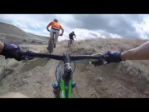 NRD: Mountain Biking Cheyenne Rim Trail