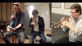 Trumpet Bells of Christmas - recorded 'round the world!