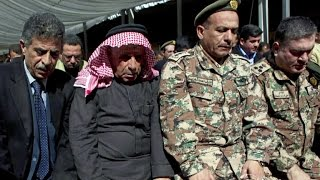 Jordanians react to execution of their pilot