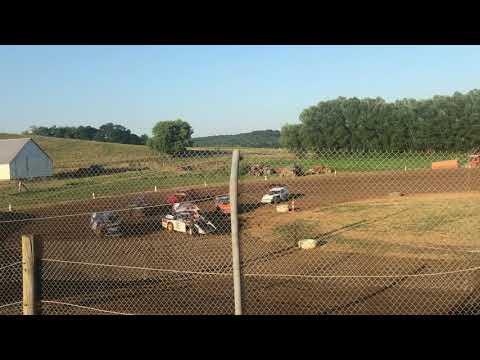 7-13-2019 35 Raceway UMP Modified heat race