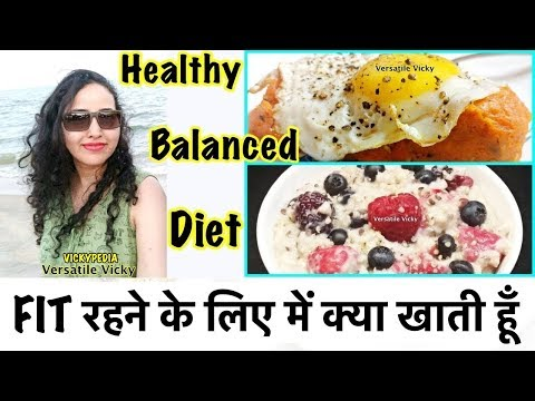 Indian Meal / Indian Diet Plan For Weight Loss | Lose 5kg in 15 Days | What I Eat in a Day Hindi