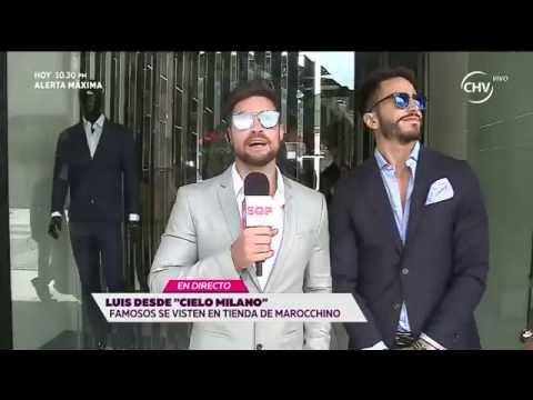 Luis Mateucci se reencontró con amigos de reality show - SQP