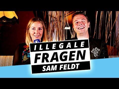SAM FELDT über Fake-DJs und deutsche Nachnamen - Illegale Fragen
