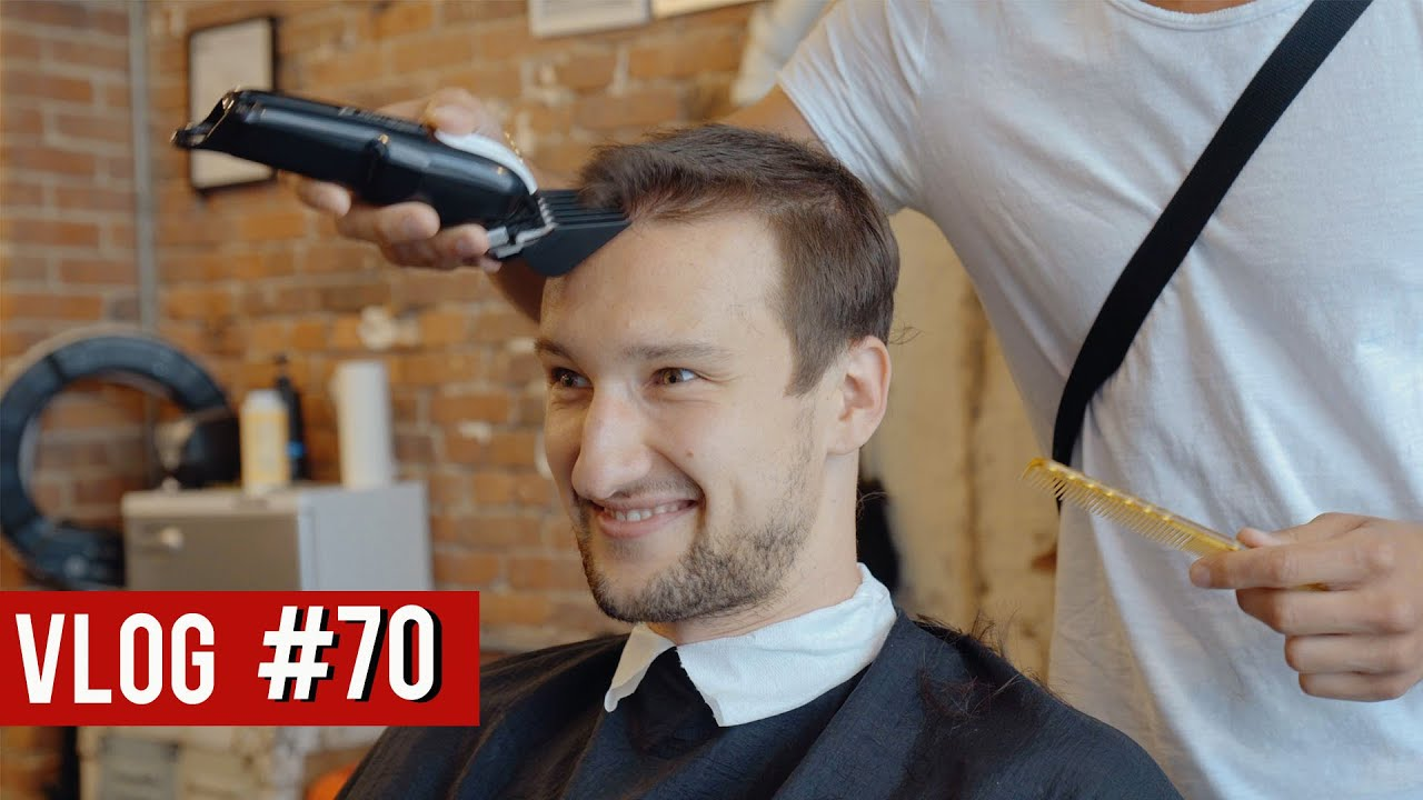I Got a Buzz Cut and it was Terrifying! | Men's Hair Style Inspiration | Vlog #70 2