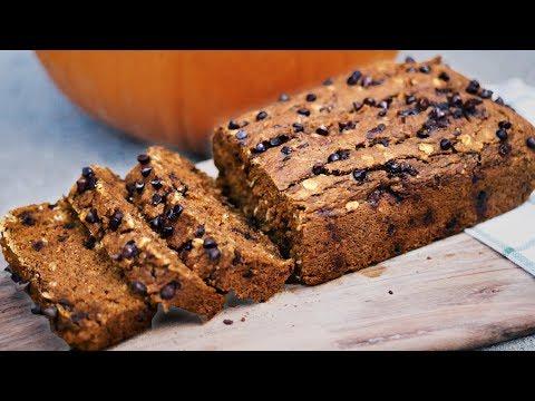 VEGAN PUMPKIN SPICE BREAD RECIPE | EASY & DELICIOUS