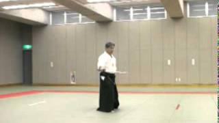 Koji YOSHIDA Nishio-ryu Iaido (Toho Iai no6)