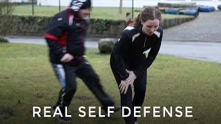 TEAM N - Women's Taekwondo Self Defense #4