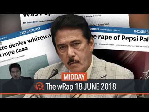 Sotto asks Inquirer to remove articles on Pepsi Paloma