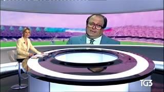 TG3-giorno - Luigi Necco, la voce del Napoli scudettato e dei commenti su Maradona a 90° minuto