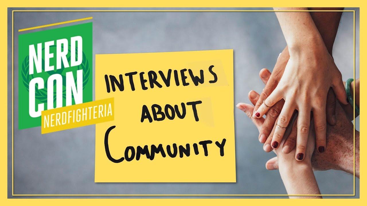 NerdCon Nerdfighteria: Interviews About Community