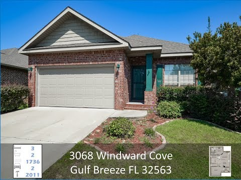 3068 Windward Cove Gulf Breeze FL 32563 Unbranded Video Tour 1080p