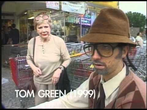 Who was first? Tom Green or Jackass?