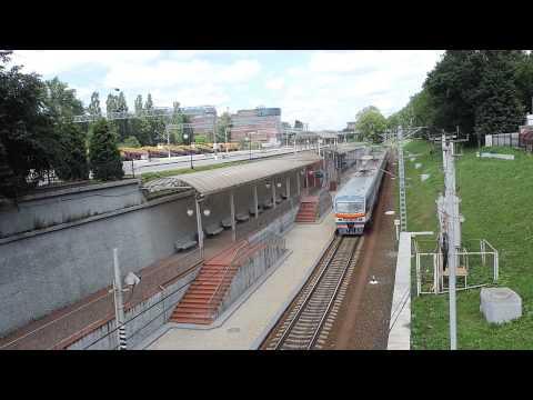 Северный вокзал -- новая версия РЖД. Калининград