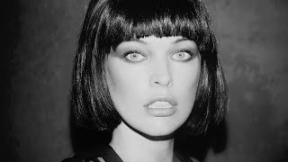 Satellite of Love - Milla Jovovich [HD] + LYRICS 2015