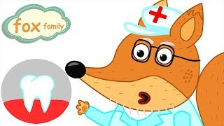 Fox Family and Friends new funny cartoon for Kids Full Episode #115