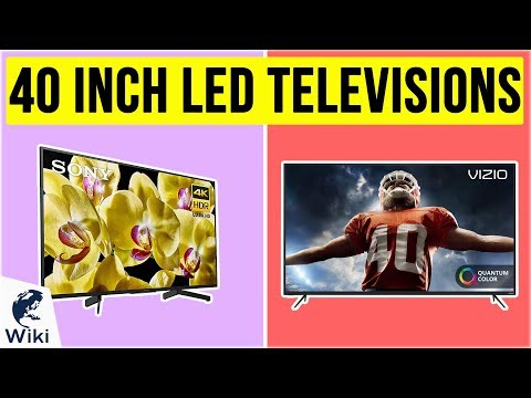 9 Best 40 Inch LED Televisions 2020