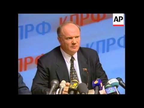 RUSSIA: PARLIAMENTARY ELECTIONS