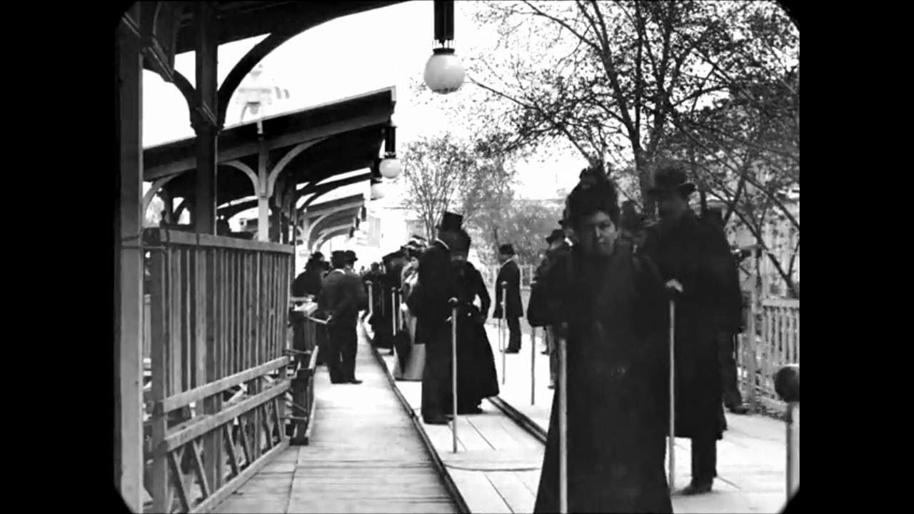 A Trip through Paris in late 1890s