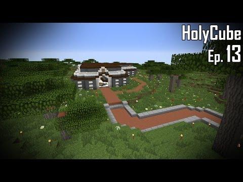HolyCube - Ep 13 - L'Aygame, c'est parti !