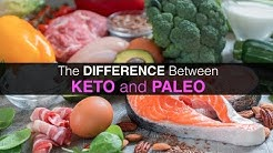 DISCOVER THE DIFFERENCE BETWEEN KETO AND PALEO!