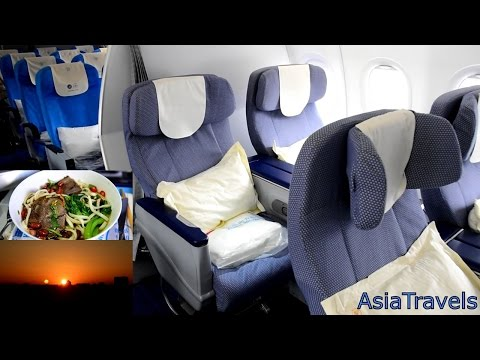 China Southern A321 Business Class Beijing Capital to Guangzhou Baiyun