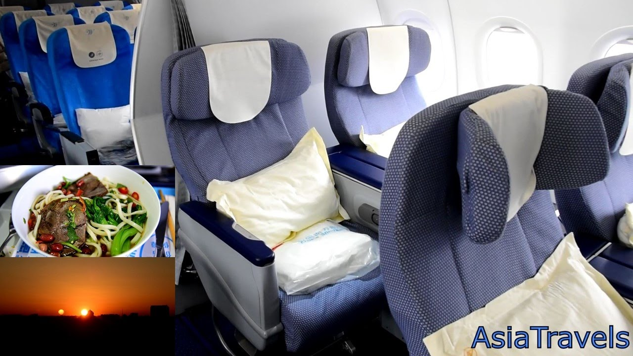 China southern a321 business class beijing capital to - China southern airlines hong kong office ...
