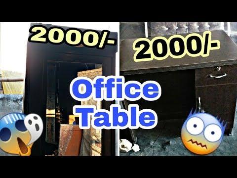 ✓अब Office  के लिए  केवल 600  मैं Office Table // Office Almirah // Office Chair