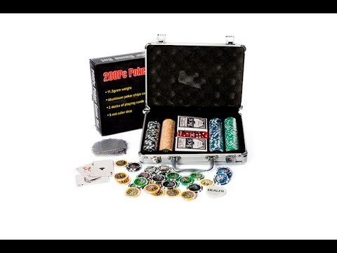 Набор для покера M 2779