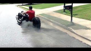 Scooter Motor Neden Sİyah Duman Atar  Kara Duman Sorunu