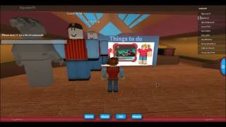 roblox is brocken!!!!!!!!!!! | suppost to be roblox bunny isand part 2 of 8 but roblox frecked out