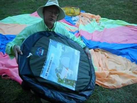 Ten Minute Tent Kodiak Quick Set Dome Tent Light Duty C&ing 3P 1674  sc 1 st  YouTube & Ten Minute Tent: Kodiak Quick Set Dome Tent Light Duty Camping 3P ...